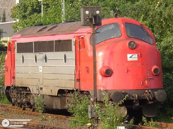 V170 1142 Düsseldorf-Rath